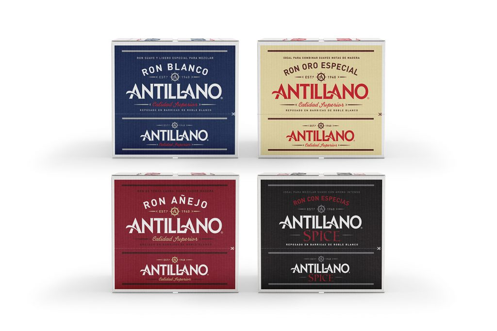 corrugado ron antillano