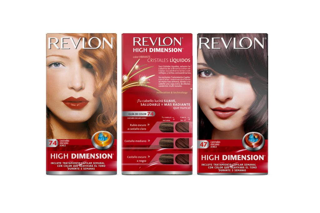 tintes revlon high dimension actual