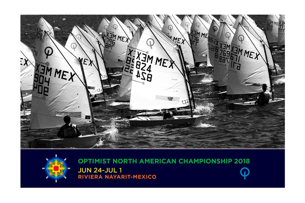 optimist north american championship 2018