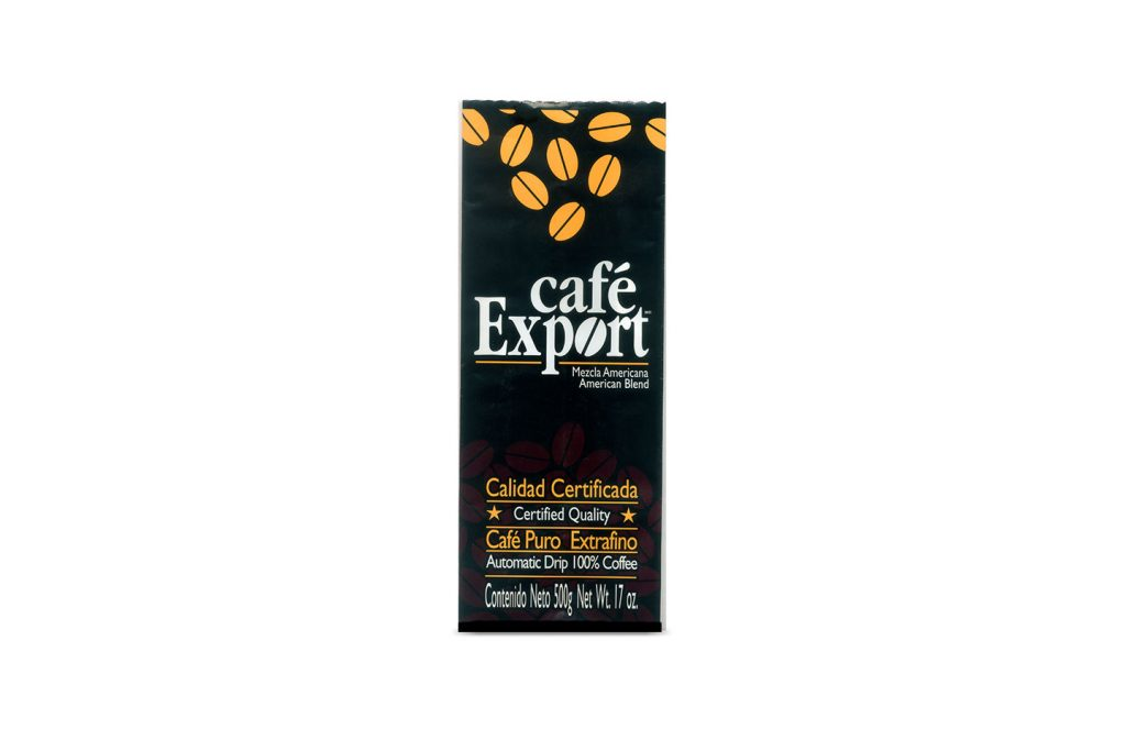 cafe export empaque anterior
