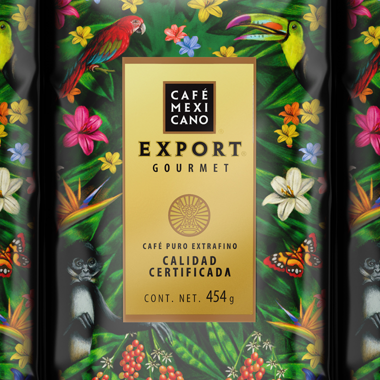 cafe mexicano export