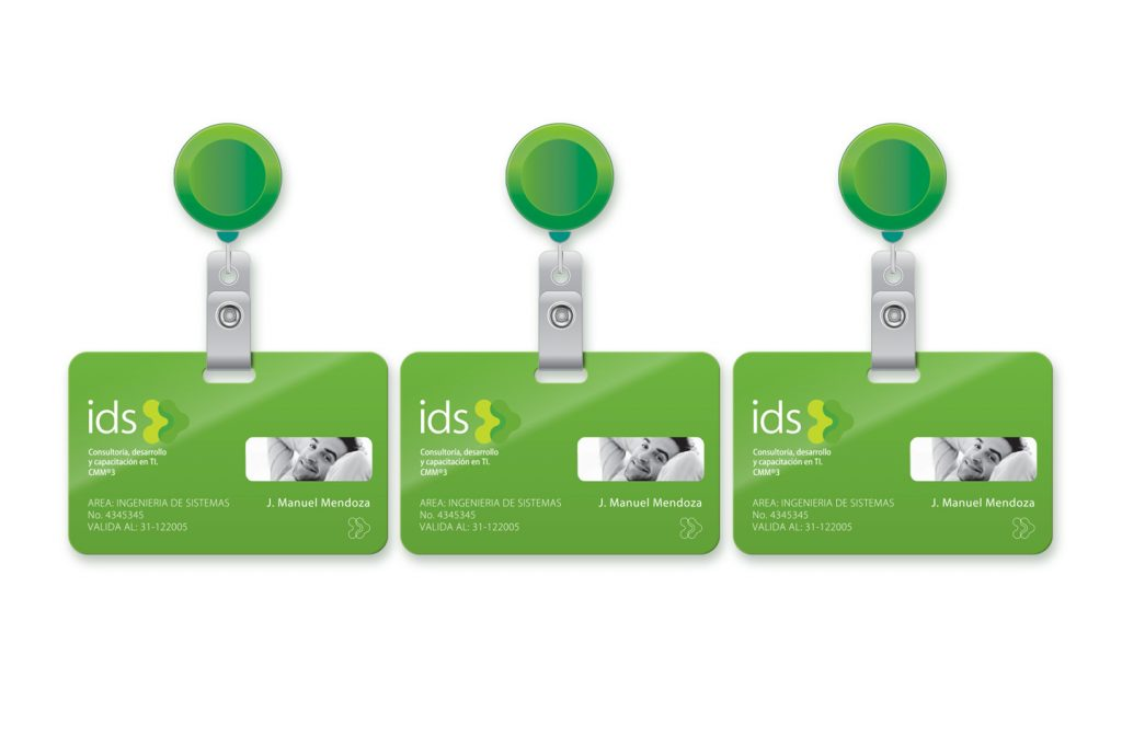 gafetes ids