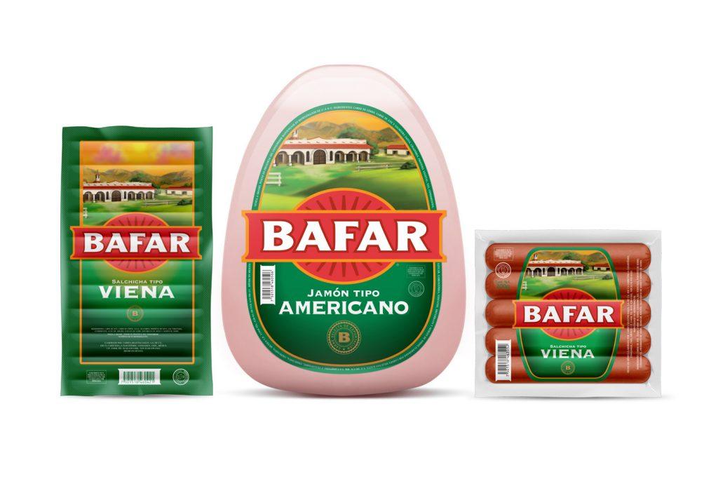 productos Bafar tipo americano ahora