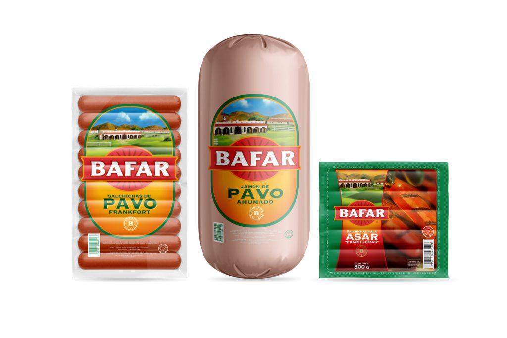 productos Bafar de pavo ahora