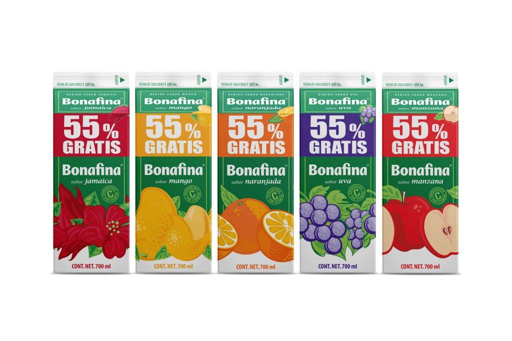 bonafina sabores