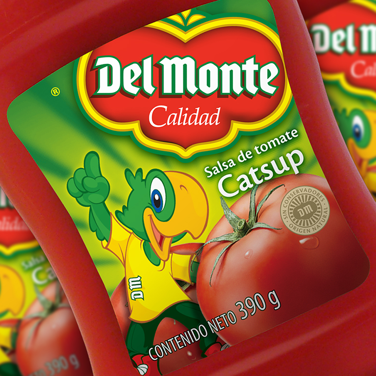 Catsup Del Monte