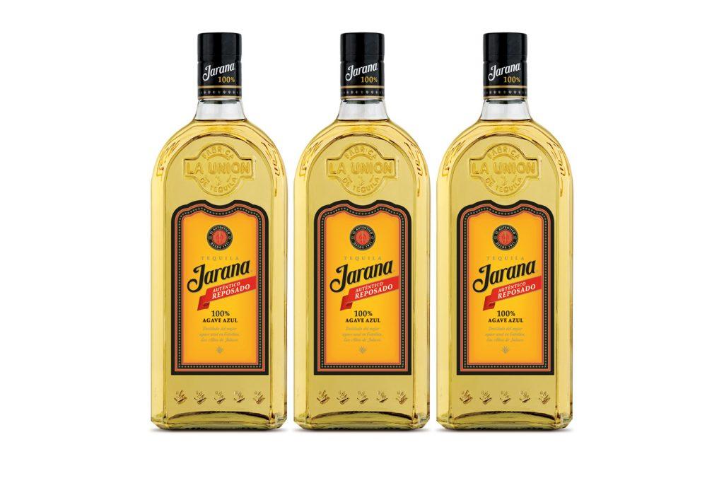 tequila imagen jarana reposado imagen actual