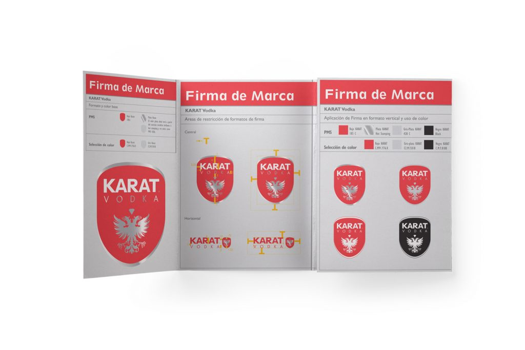 guia de marca karat