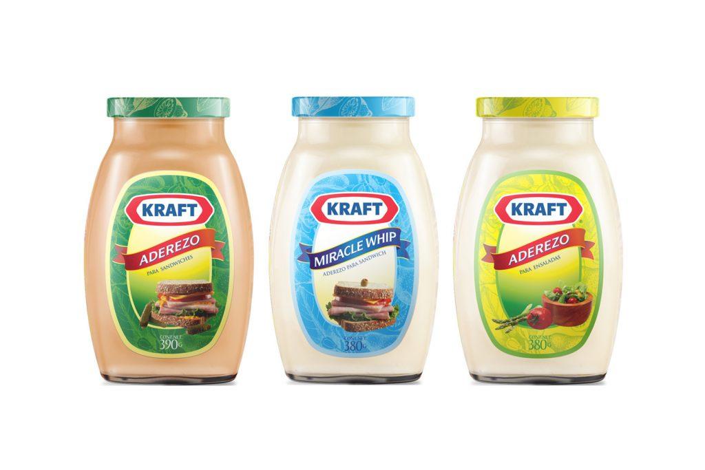 Kraft adarezos actualizacion