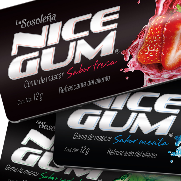 Nice gum