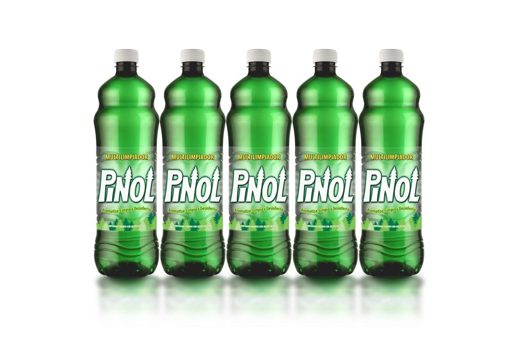 envase de Pinol