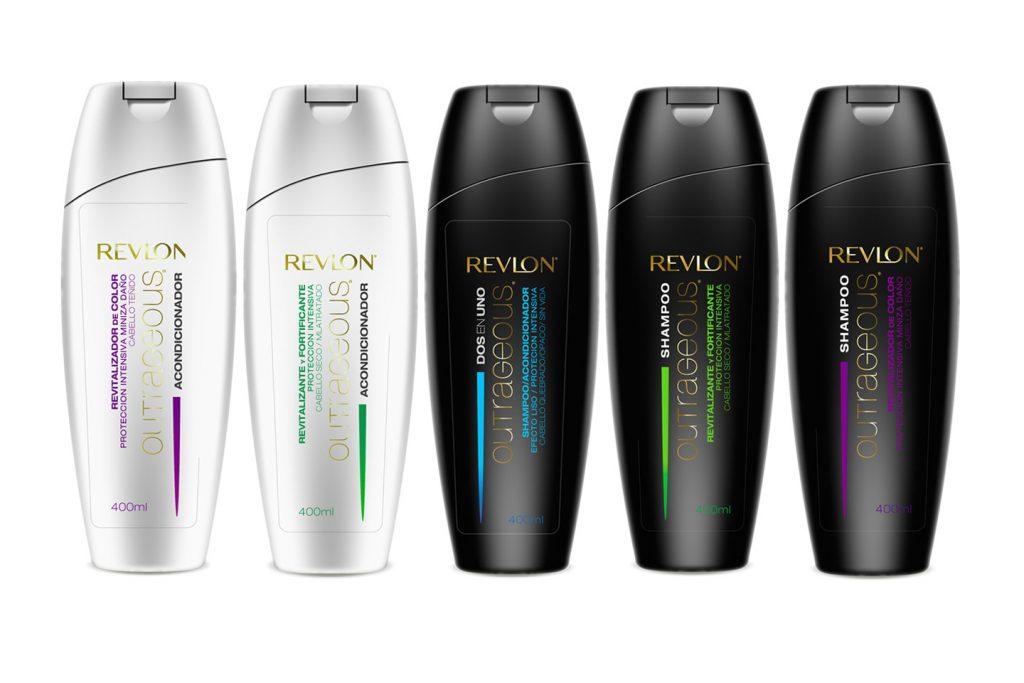 shampoo y acondicionador revlon outrageous