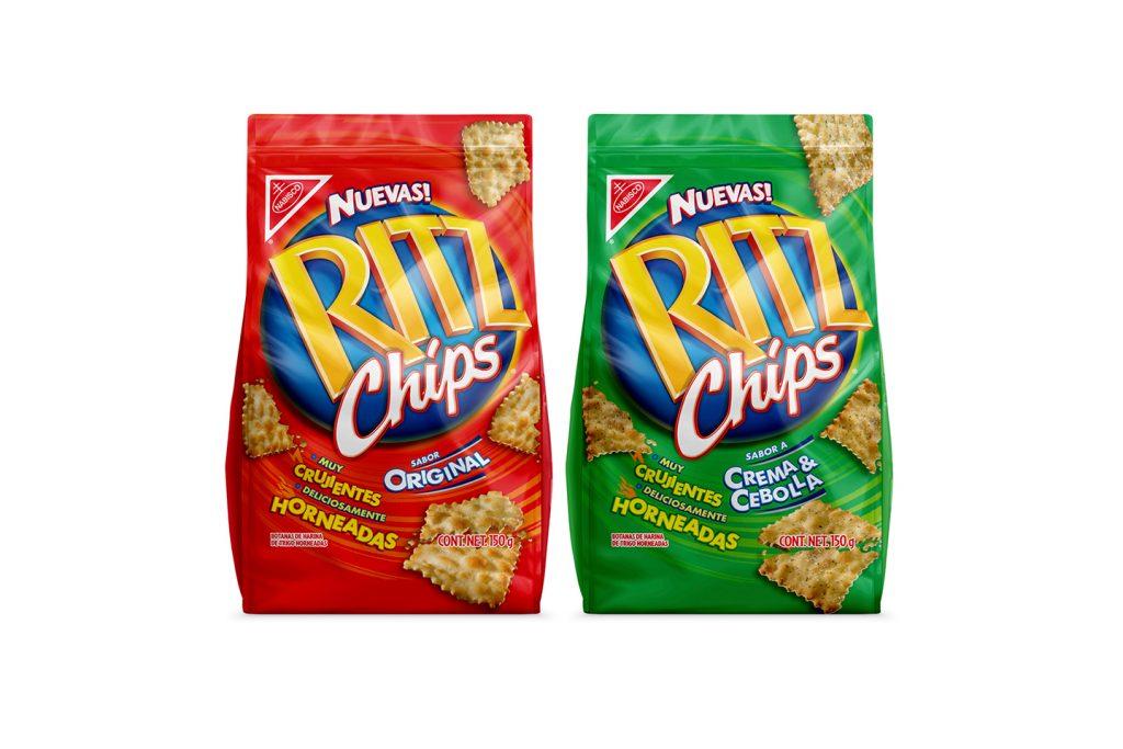 galletas ritz chips