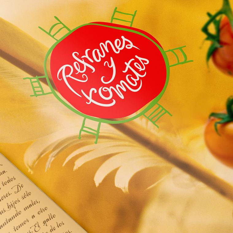 refranes y tomates
