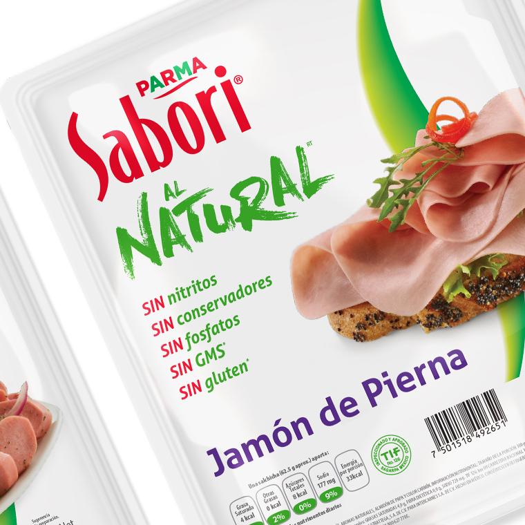 sabori al natural