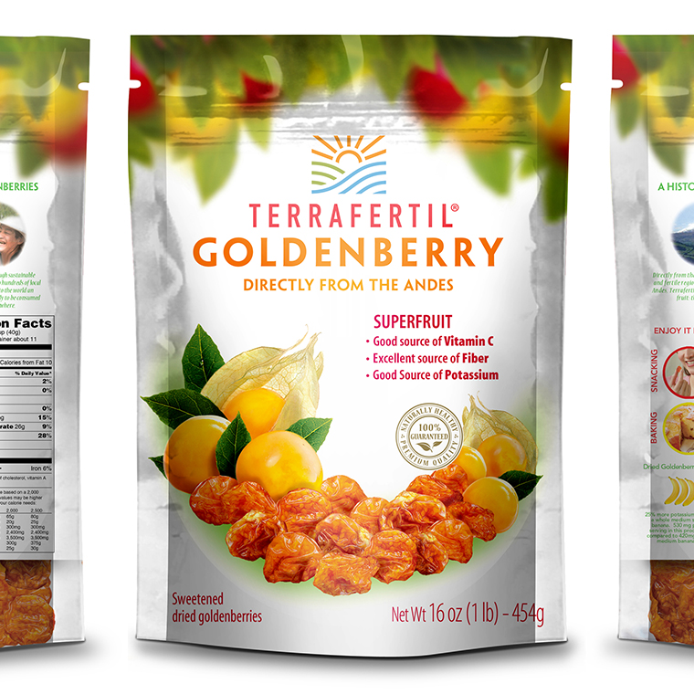 Terrafertil Goldenberry