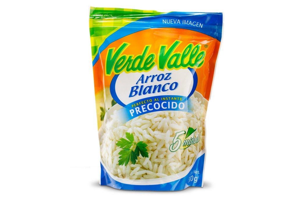 arroz precocido verde valle nueva imagen