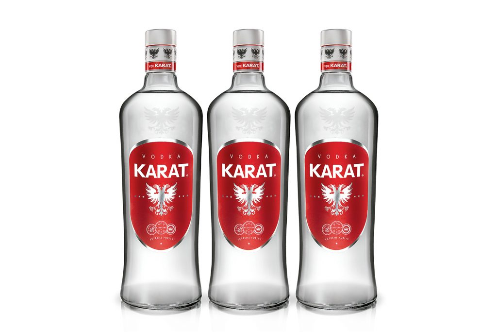 vodka karat