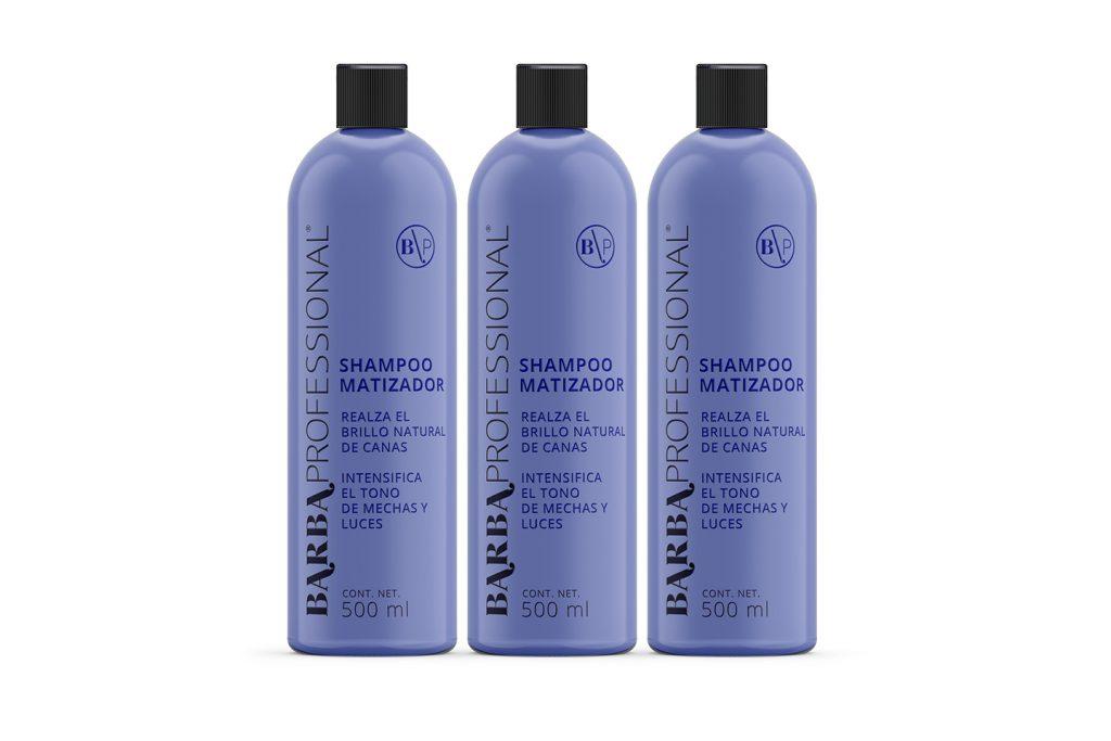 shampoo matizador barba