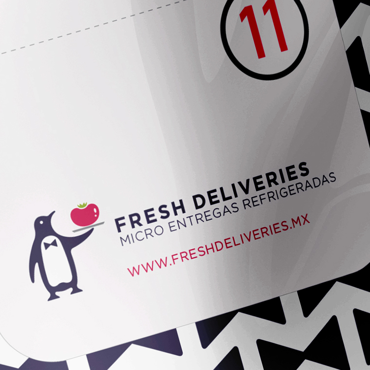 Fresh deliveries