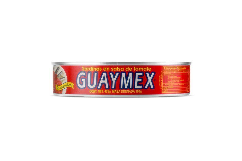 empaque anterior guaymex