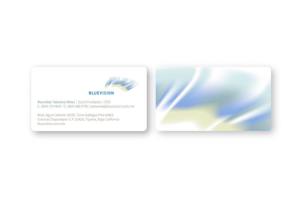 tarjetas bluevision