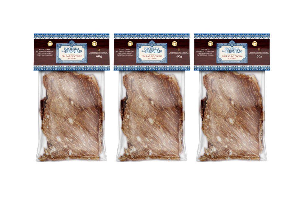cecina seca hacienda san jeronimo