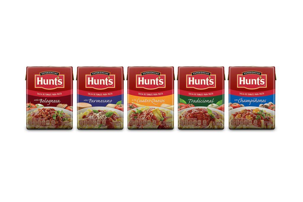 salsa de tomate para pastas Hunts