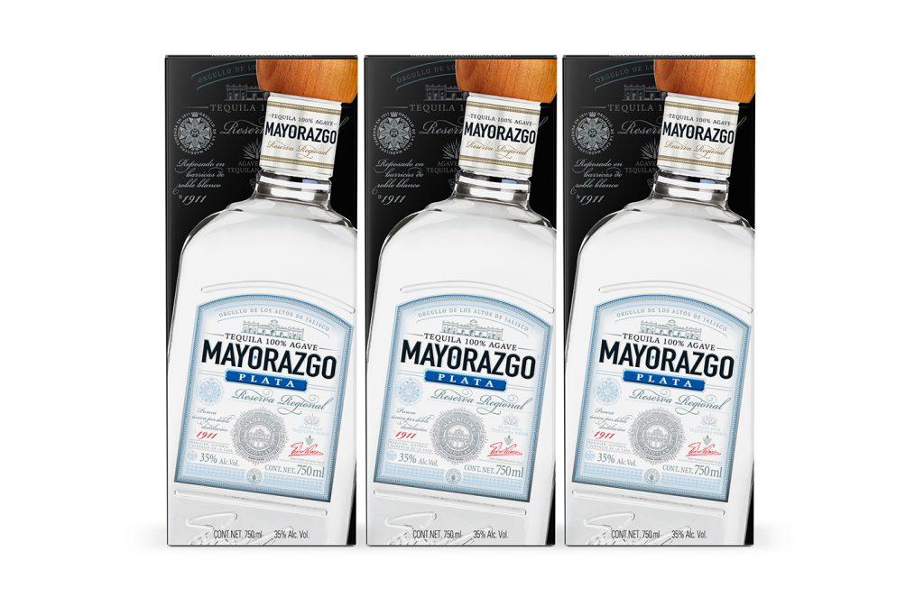 Tequila mayorazgo plata