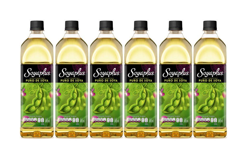 aceite soyaplus