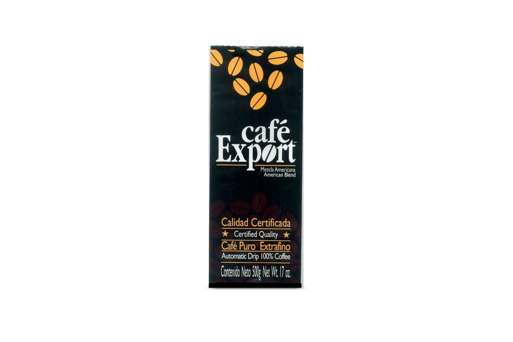 cafe export empaque anterior