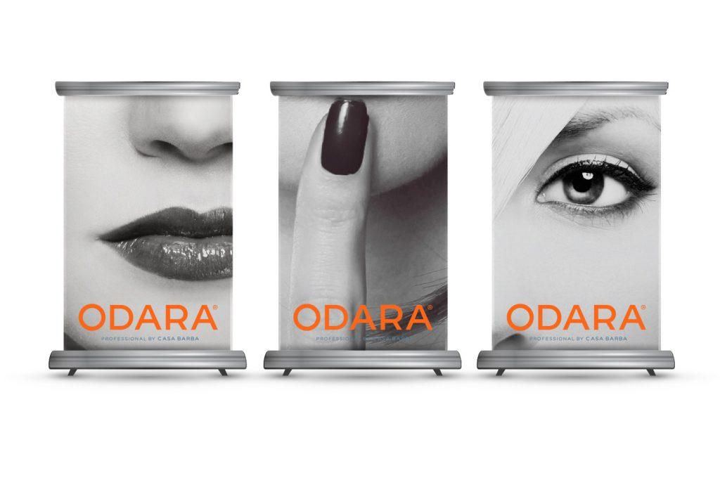 banner odara