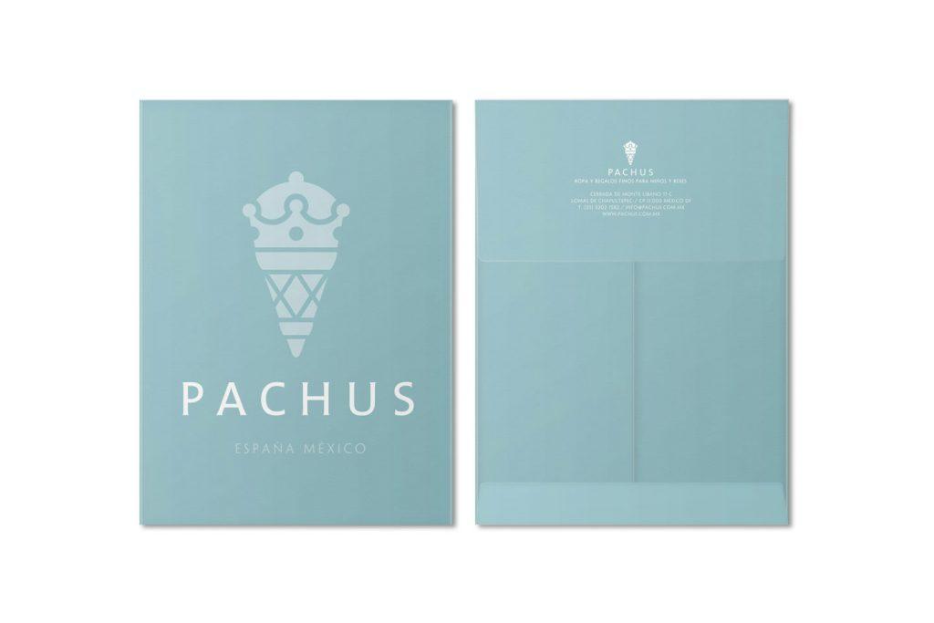 sobre carta pachus