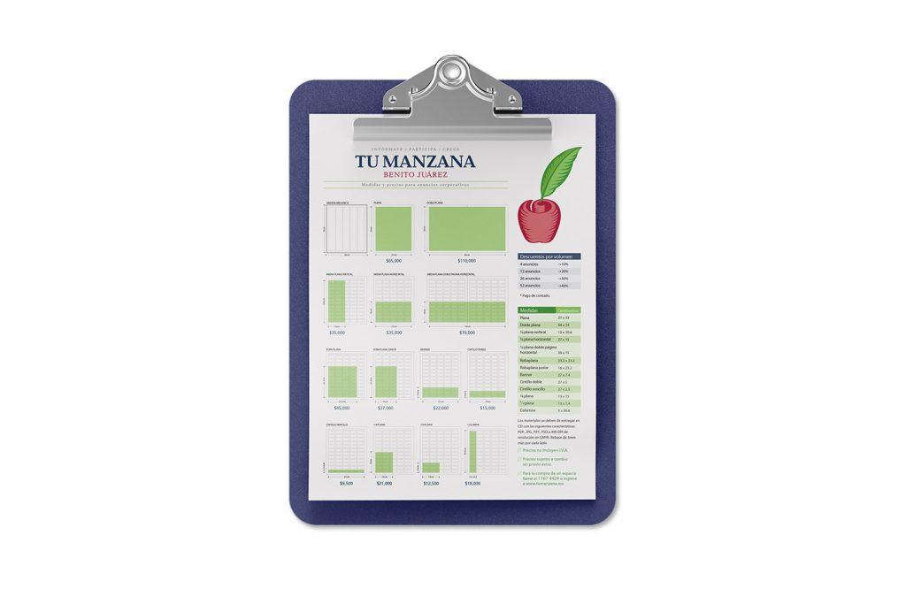documentos tu manzana