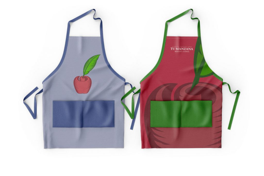 aplicacion mandiles tu manzana