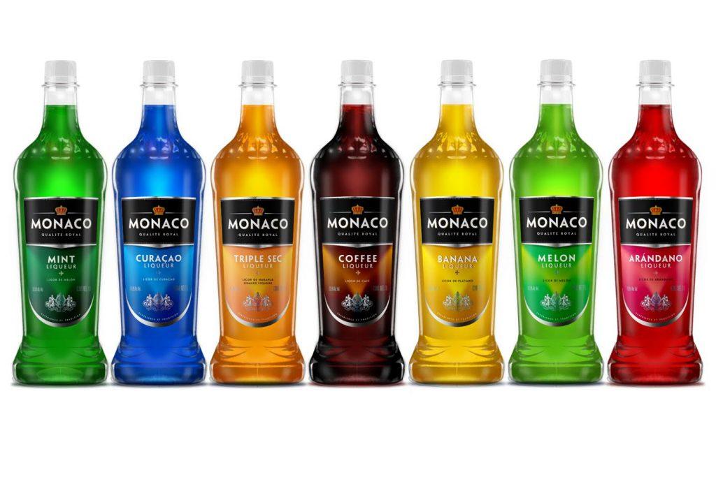 licor monaco