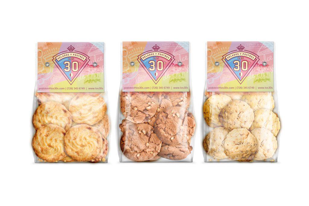 galletas los 30's