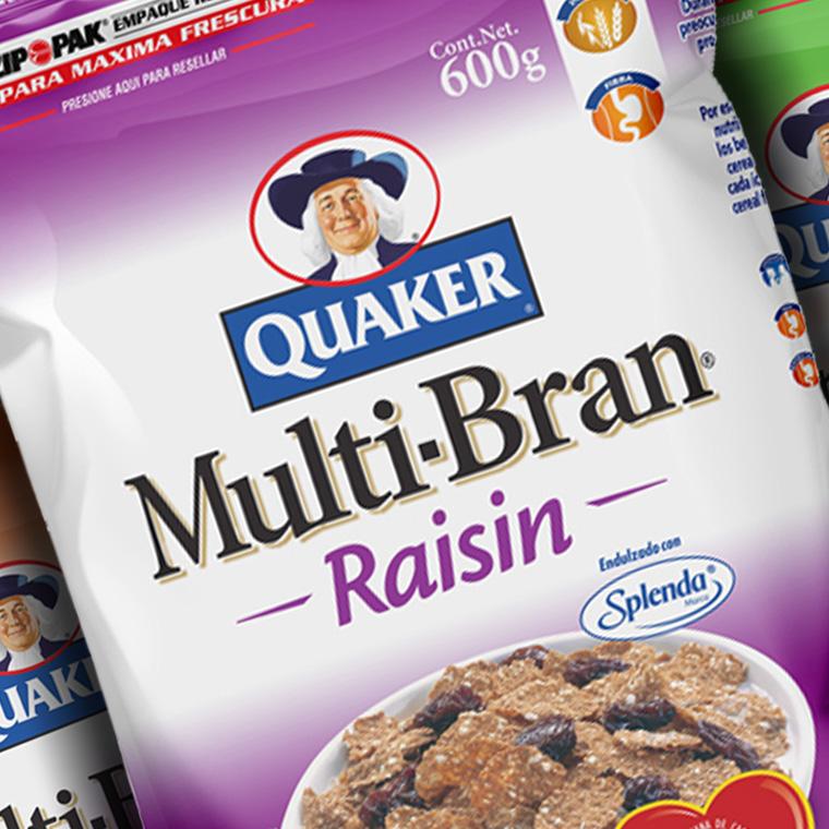 cereales Quaker