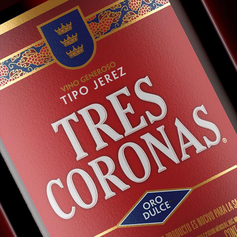 tres coronas