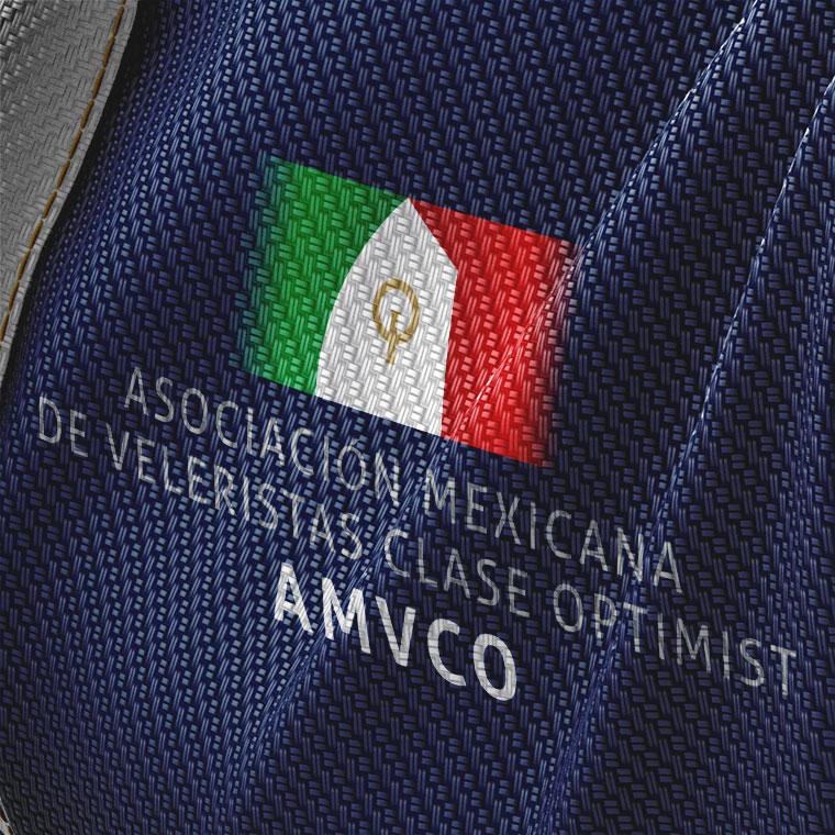 Asociación Mexicana de Veleristas Clase Optimist