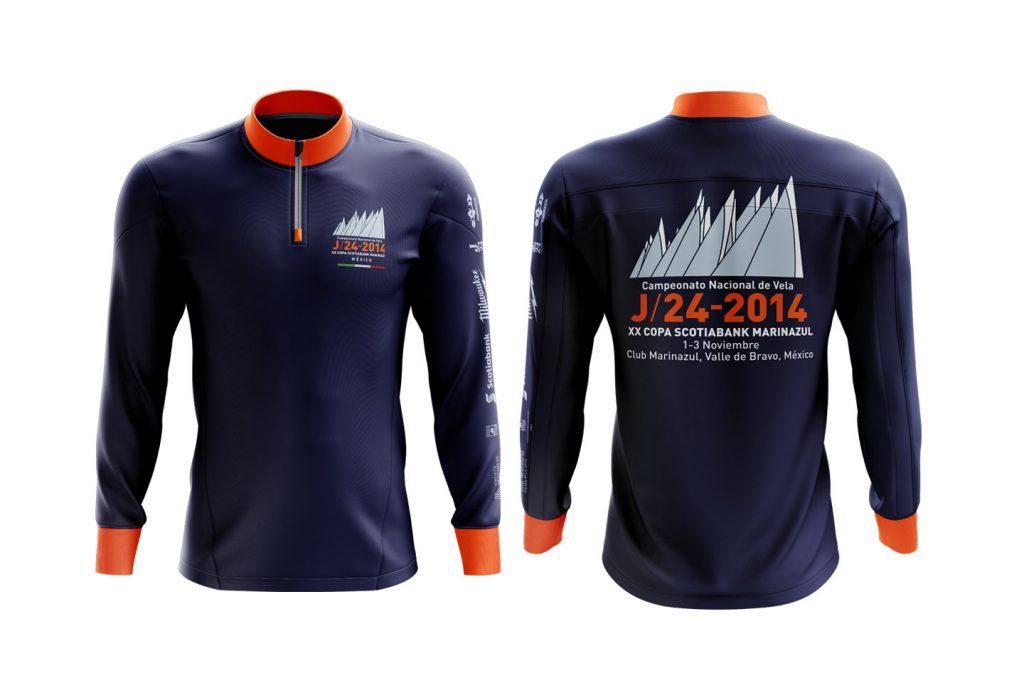 uniforme J24 FMV